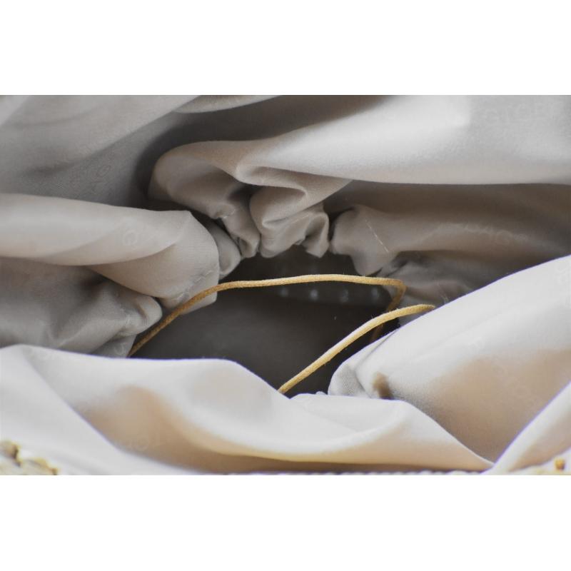 066806fb89 Γυναικεία τσάντα ψάθινη με χερούλια