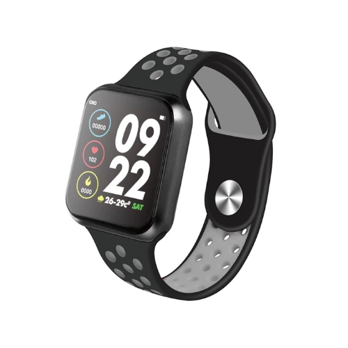 Health and fitness watch F8- Black