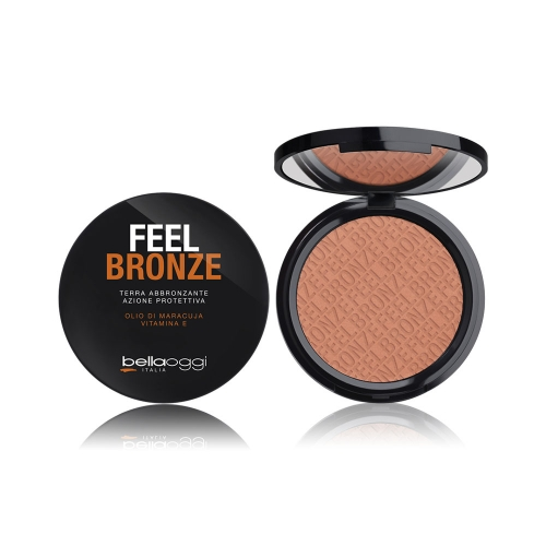 Bella Oggi Feel Bronze Bronzing Powder 11gr