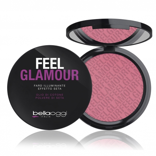 Bella Oggi Feel Glamour Blush 9gr